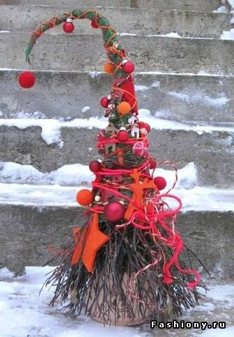 Несколько МК по созданию новогоднего настроения)) Fa25c51294db