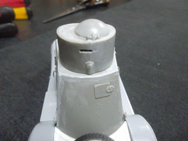 Бронеавтомобиль ФАИ-М, 1/35, (MSD 3562). Fe3e507700cd