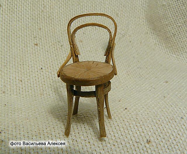Старый венский стул масштаб 1:35 D694d87efdf7
