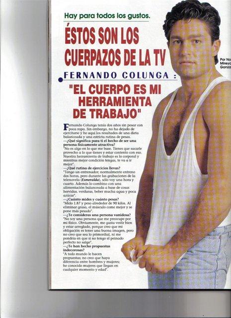 Фернандо Колунга/Fernando Colunga  945b9db39058