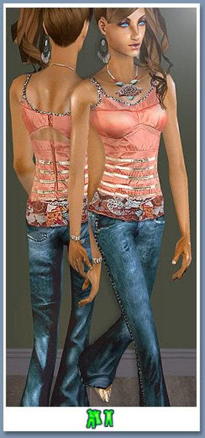 Повседневная одежда (комплекты с брюками, шортами) Eaf1dc1fa660