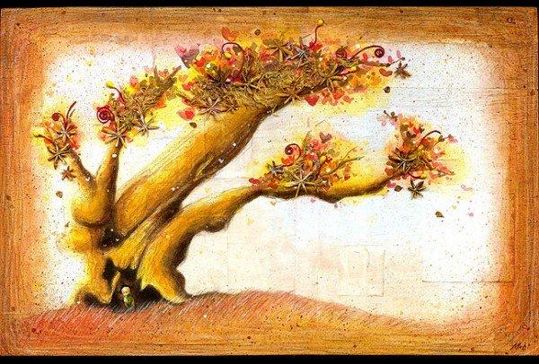 Рисунки детства от May Ann Licudine F575b2f6cb9b