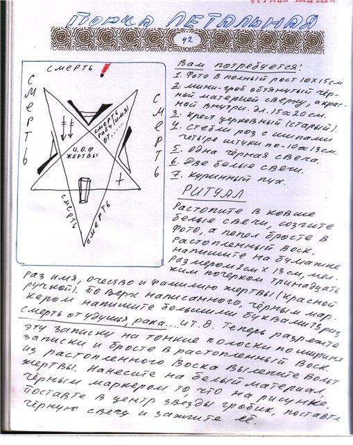 Вуду и Чёрная Магия -  от   Олега. 4029530a2d91