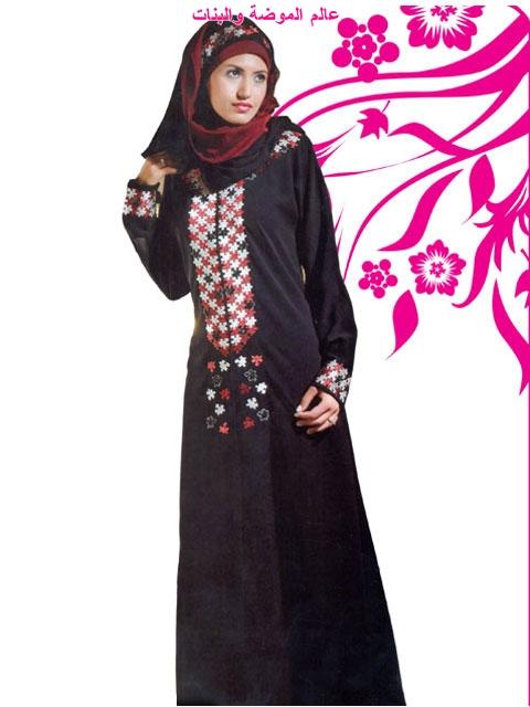 ملابس محجبات 2012 اشيك ازياء محجبات 2012 Aca996075e19