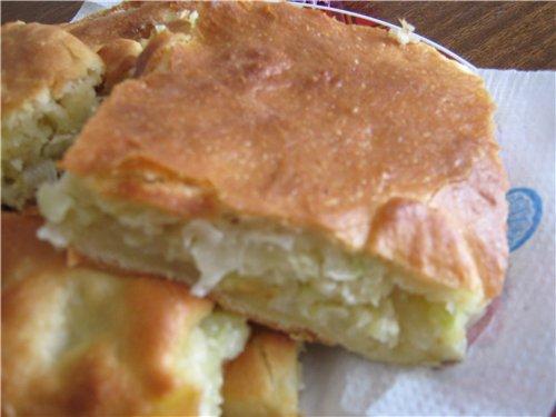 Пирожки и пироги с капустой 7d78d9ddf508