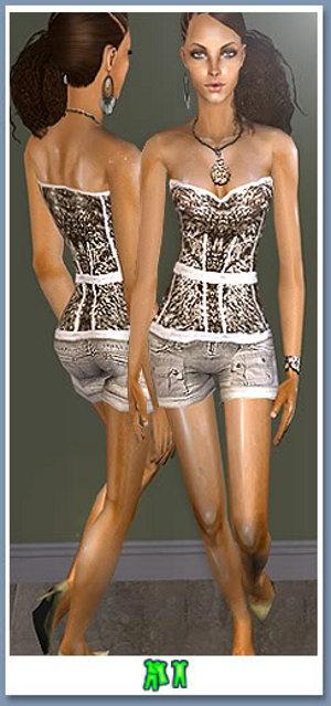 Повседневная одежда (комплекты с брюками, шортами) 13abb0a19313