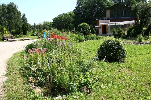 Экскурсия по Ботаническому Саду 849ab5837284