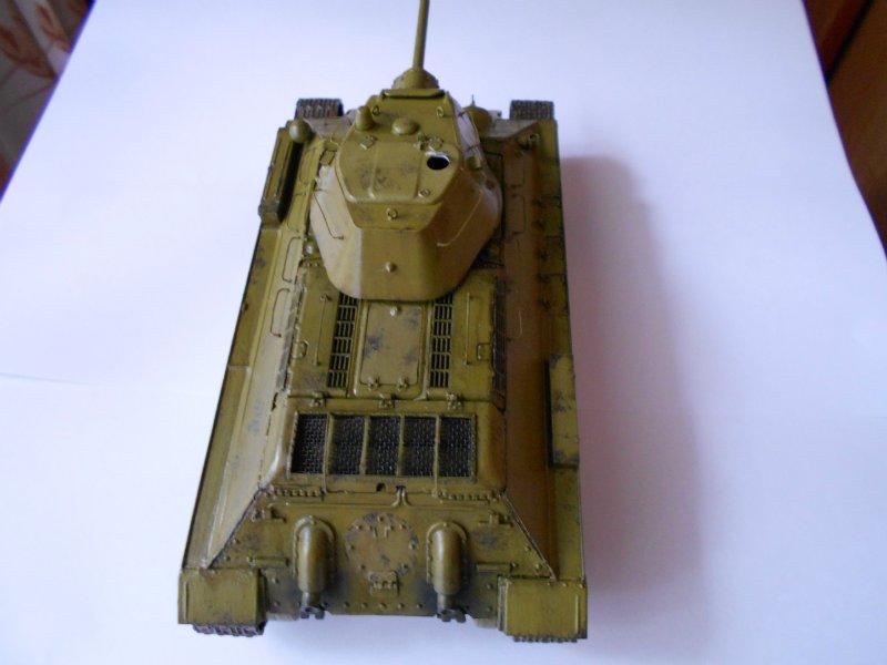 Т-34/76 Красное Сормово 1/35 (Моделист) 13a74e8eb7a9