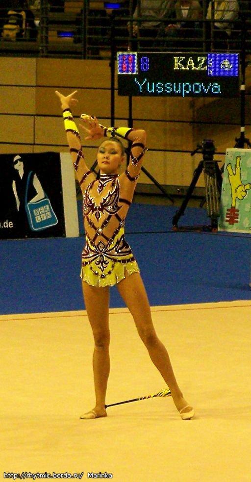 Aliya Yussupova - Kasakstan 592d034f0bf2