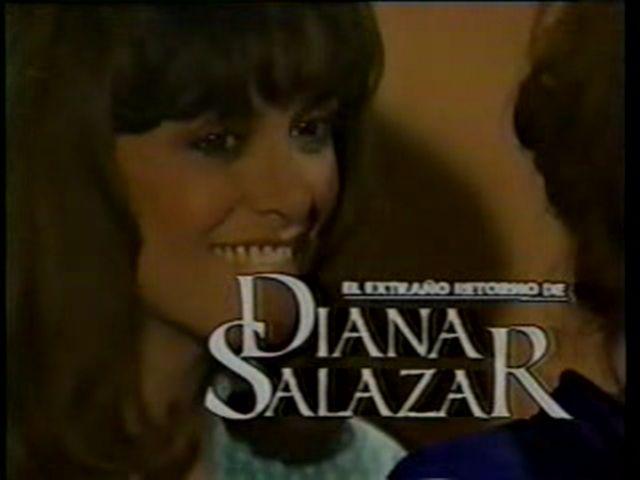 Странное возвращение Дианы Салазар/El Extrano Retorno de Diana Salazar 3da964c246bb