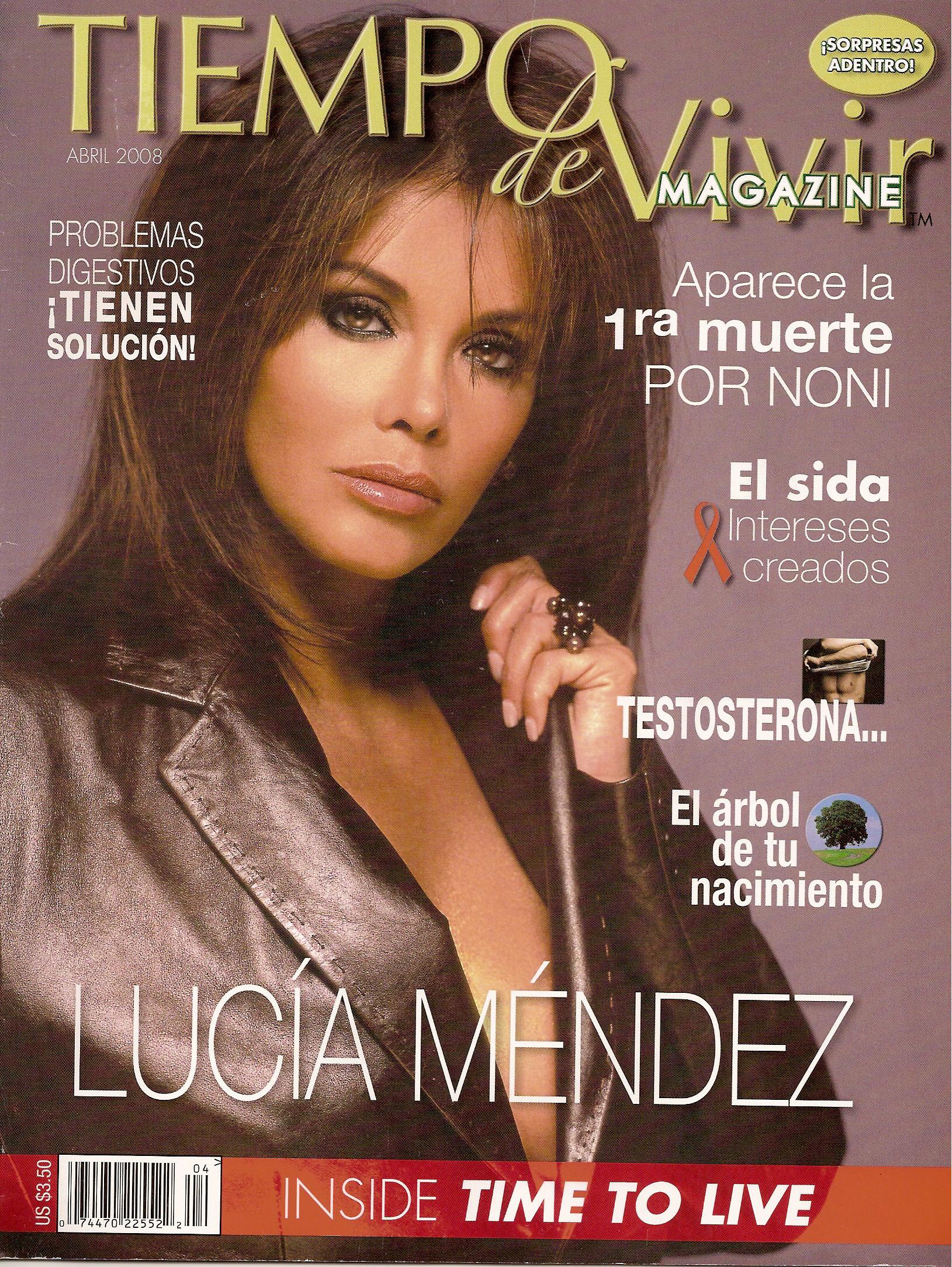 Лусия Мендес/Lucia Mendez  - Страница 32 605aff12385d