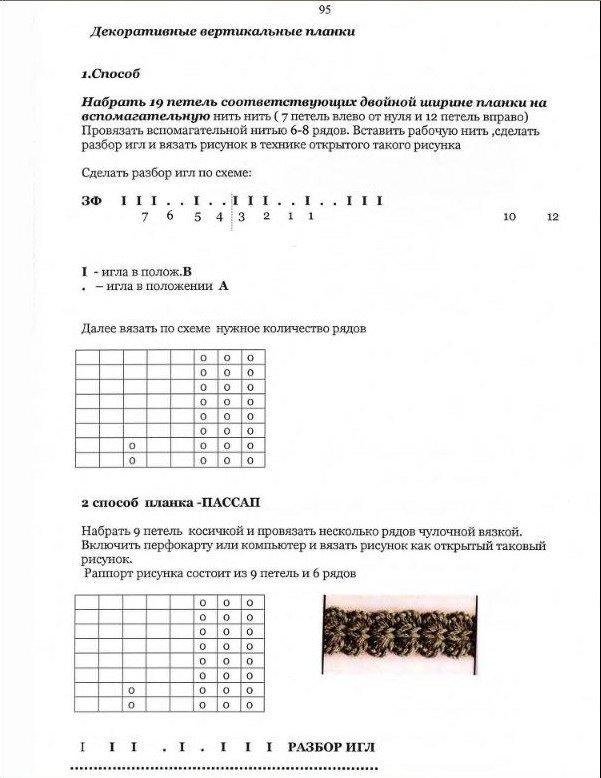 Начальный курс по обучению вязания на вязальной машине SILVER REED   - Страница 5 9610f12deb14
