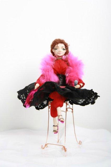 Куклы из самозастывающей и запекаемой пластики 597af84e86de
