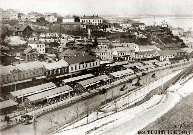 Старый-новый Нижний Новгород. 08fb4e7f53e0