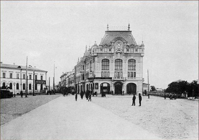 Старый-новый Нижний Новгород. 6a600b08e7c4