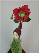 Цветы ручной работы из полимерной глины - Страница 5 680be9a77972t