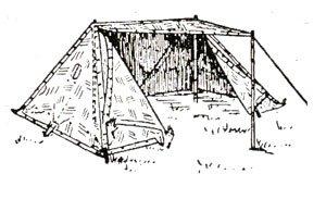 Колышки от немецкой плащ-палатки 2e4c8fed13cb