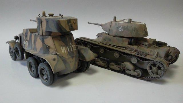 Т-26 обр. 1939 г. 1/35, (Mirage hobby 35309). 4b6c1e8f109a