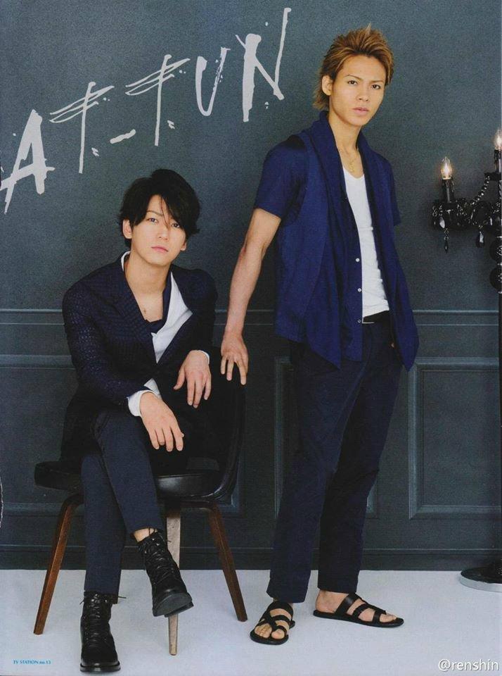 KAT-TUN / カトゥーン - Страница 27 7ec46be7ab0c