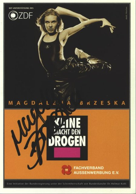 Magdalena Brzeska (Allemagne) 2d8e7a4c69af