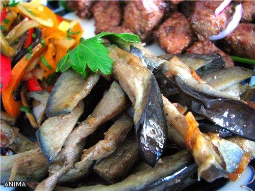 Блюда с овощами, фаршированные овощи  и др. 2b6d04d0735f