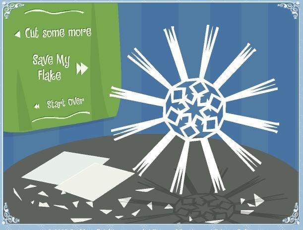Зимнее рукоделие - вырезаем снежинки! - Страница 3 B699bf7b028d