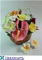 Цветы ручной работы из полимерной глины - Страница 3 67fdc0d31335t