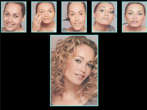 Макияж. Make-up 08ebfd624272