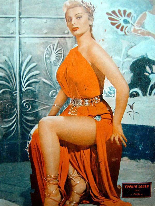 Софи Лорен/Sophia Loren - Страница 2 7df4a4dfbfaf