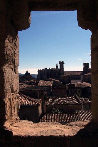 Каркассон (франц. Carcassonne) - город-крепость. 0a25afd471ed