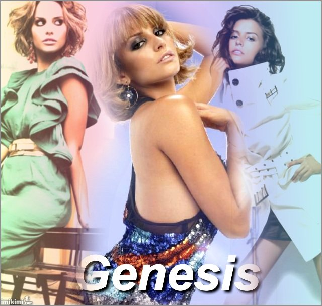 Genesis Rodriguez // ხენესის როდრიგესი  #1 7f91c47cb04c