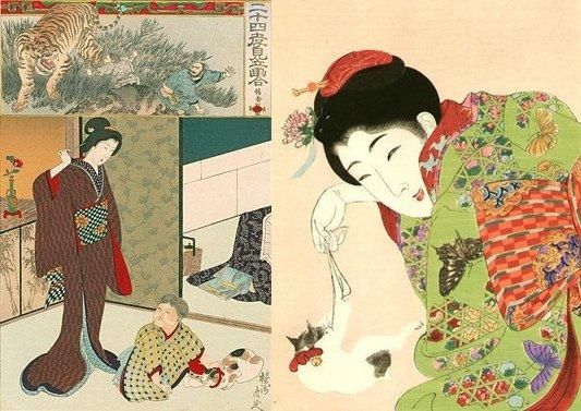 Японское искусство 019e2a7d044a