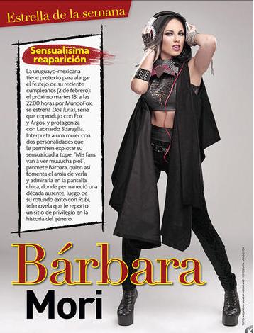Барбара Мори/Barbara Mori - Страница 9 826c7fd6718d