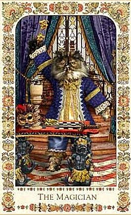 Таро Барочные Богемские Коты, The Baroque Bohemian Cats 97fe5ea17152