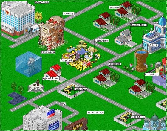 МЫ на карте Интернета! - Страница 18 3d4443d5fccd