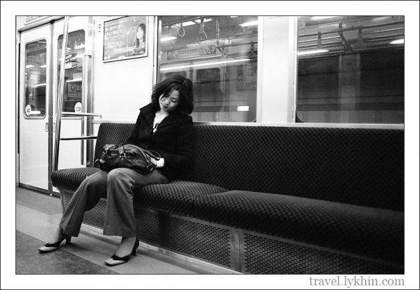 Японские улицы ( метро, дома) 28e7b6963dc9