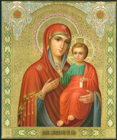 Смоленская икона Божьей Матери Cdb3dfbe7150