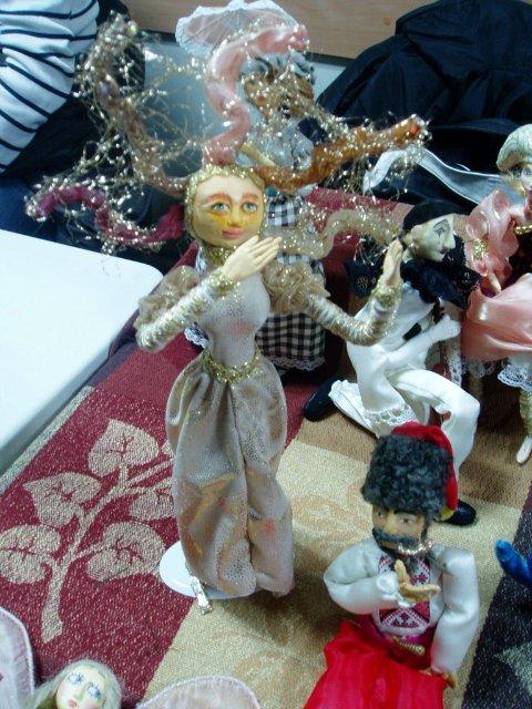 Выставка кукол в Запорожье 865a94abcf68