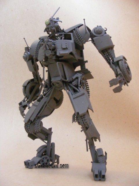 Робот трансформер(не трансформирующийся правда :) ) 76c38158dd1e