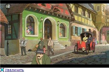 Ходячий замок / Движущийся замок Хаула / Howl's Moving Castle / Howl no Ugoku Shiro / ハウルの動く城 (2004 г. Полнометражный) 0597da75f495t