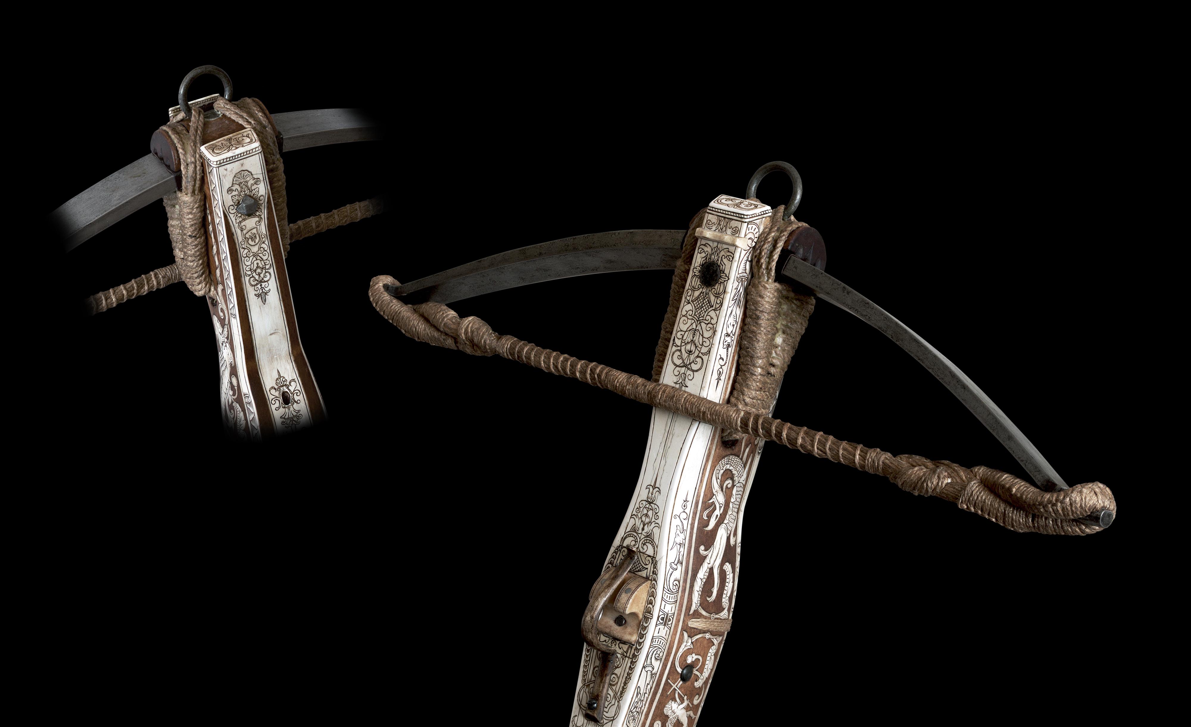 German hunting crossbow XVI th(replica) Efc0050078c5