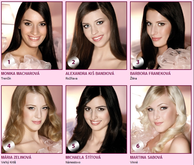 Road to MISS WORLD SLOVAKIA 2009™ Contestants REVEALED on p3 - Page 5 C5fa1d0dad81