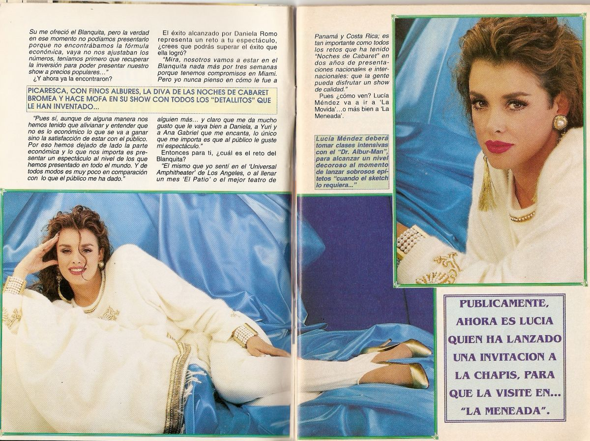 Лусия Мендес/Lucia Mendez 4 - Страница 5 E1801eb7bdbe