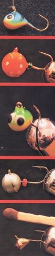 Мормышки для окуня: Взгляд практикующих рыболовов. 9f4e57504e1f