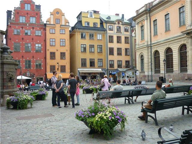В Стокгольм по Балтийскому морю 2c39064a9b2e