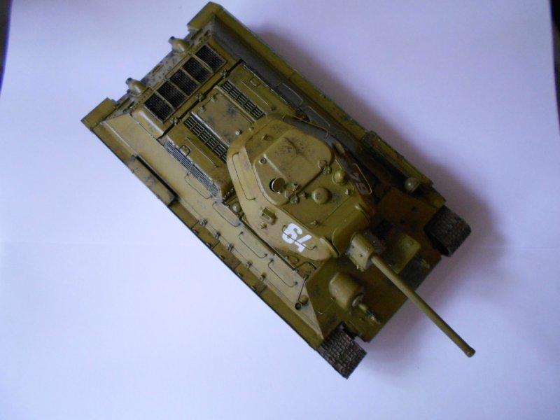 Т-34/76 Красное Сормово 1/35 (Моделист) 1b94e4b6eaa1
