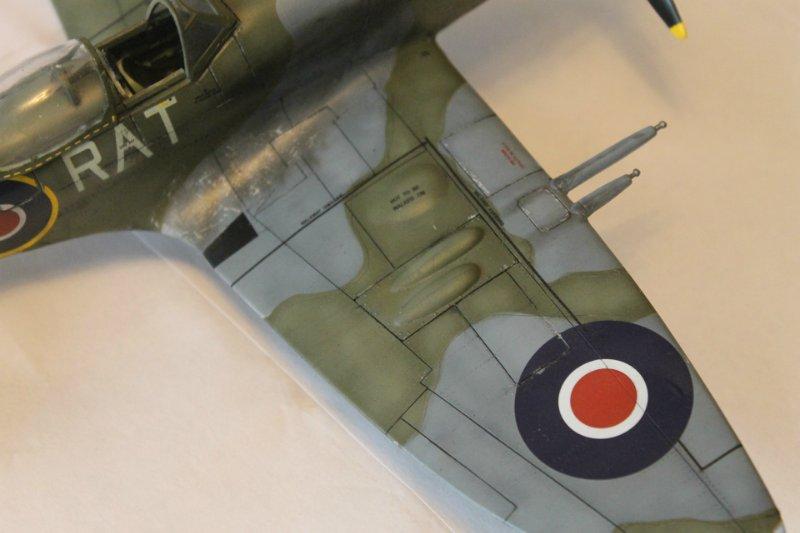 Supermarine Spitfire Mk. 22 Revell. 1/32 C0873ac475f2