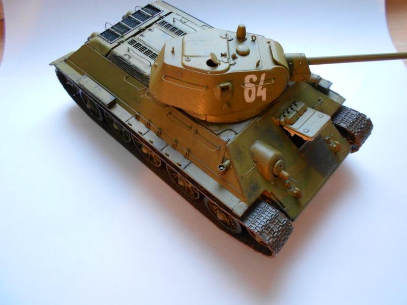 Т-34/76 Красное Сормово 1/35 (Моделист) - Страница 2 3eea803452f4