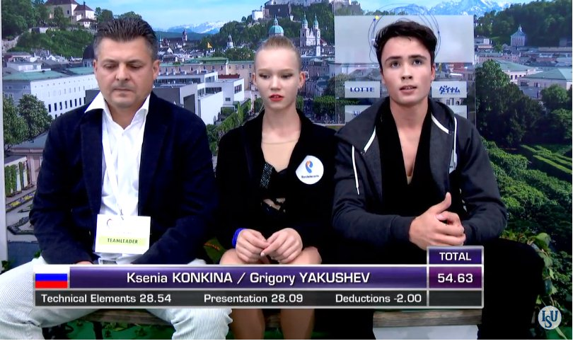 Ксения Конкина - Григорий Якушев B6da567d6d6c