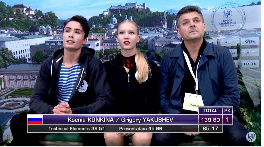 Ксения Конкина - Григорий Якушев - Страница 2 599ccf00352b